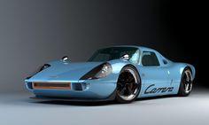 Porsche Carreras p 940