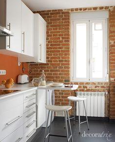 lovely, light filled kitchen