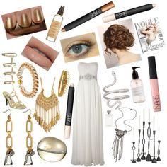 """Greek Goddess Costume"" by jadajellybean on Polyvore"