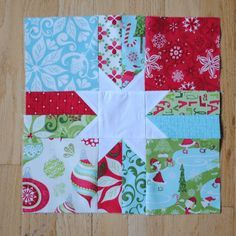 Quilting for Christmas - www.sewwhatalicia.com