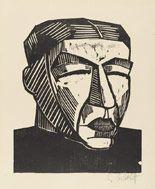 Mother, 1916, Karl Schmidt-Rottluff, MoMA | German Expressionism Themes: Primitivism