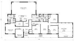 Redink Local Series - The Flinders - Floorplan