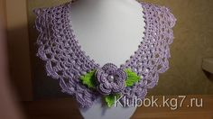 Author- Olga Ermolenko             Collier-collar. Work L. Tomchuk             Collar decorate business dress. Particularly rele...