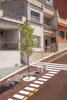 urbanization project in Malgrat de Mar