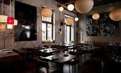 cool restaurant lighting - Google Search
