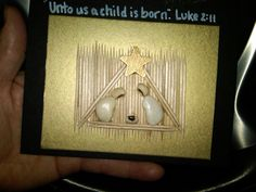 My daughter made this in preschool..It is my most FAV precious ornament ever!! Made from toothpicks and beans