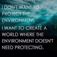 From the Ian Somerhalder Foundation - my new favorite organization!