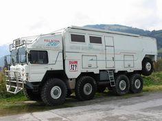 MAN - M1001 / M1002 / M1013 / M1014 (Military vehicles) - history, photos, PDF broshures