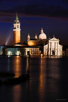 Basilica San Giorgio Maggiore von Roman Obi