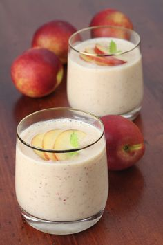 This yummy Vanilla Shakeology recipe features peaches, which packs this smoothie-like health shake full of vitamin C and potassium. Shakeology Shakes, Beachbody Shakeology, Vanilla Shakeology, Beachbody Blog, Healthy Smoothies, Healthy Drinks, Healthy Recipes, Fruit Smoothies, Eating Healthy