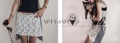 Falda  www.artysanas.blogspot.com www.facebook.com/artysanas  #faldas #faldilles #skirt #handmade #hecho a mano #artysanas #artesania #artesanum #bohemian #rock #jupe #textil
