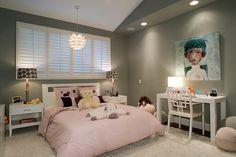 love this little girls room