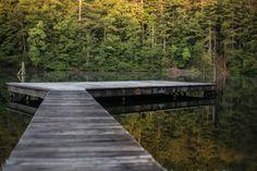 Zack Smith Photography North Carolina Brevard School of Music Center pond bridge…