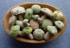spring green mushrooms by WanderingLydia, via Flickr