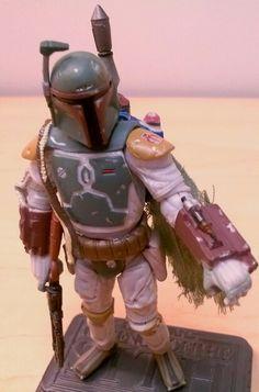 Boba Fett EVI Star Wars Figurines, Star Wars Collection, Bounty Hunter, Boba Fett, Samurai, Stars, Star Wars, Sterne, Star