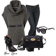 """""""Cozy & classy"""" by keri-cruz on Polyvore"""