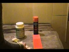 Removing multipurpose paint on wood with Home Strip Paint and Varnish Remover. The water based gel paint stripper everyone is trying. Now you can do your paint removal projects all year round with safe products from EcoSolve Americas.