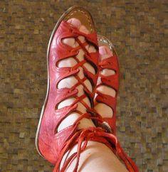 Greek boots