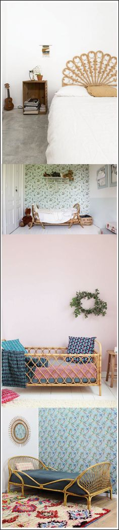 tendance-rotin -osier-les lits en-rotin-chiara-stella-home