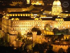 CASTLES OF HUNGARY | Buda Castle - Hungary Wallpaper (582575) - Fanpop fanclubs