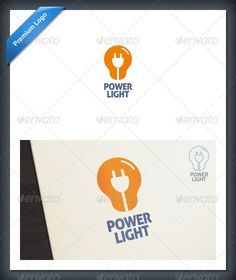 Power Light Logo template #GraphicRiver Power Light is a logo that can be used in hardware stores, electrical companies, design studios, blogs espesificos and on issues and ideas, as a mark of electrical products, among other uses. Its design is very simple and is easy to configure. Ready to print. Customizable 100% 2 Versions CMYK AI – EPS Font used Aller and Ubuntu Titling Created: 23March12 GraphicsFilesIncluded: VectorEPS #AIIllustrator Layered: Yes MinimumAdobeCSVersion: CS Resolution…
