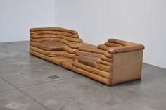 Weirdly wonderful: De Sede Terazza Ubald Klug Sofa from midmod-design.com