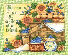 Lang July Wallpapers: Abundant Friendship