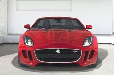 The amazing new Jaguar F-Type