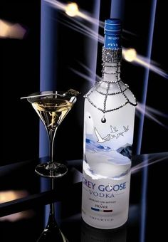 Grey Goose Vodka via: