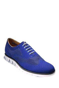 ZeroGrand No-Stitch Oxford