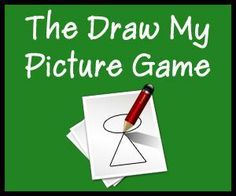 Draw My Picture Game is a fun activity for practicing speaking and listening skills.The Draw My Picture Game is a fun activity for practicing speaking and listening skills. Listening Games, Active Listening, Listening Skills, Learning Skills, Drawing Activities, Fun Activities, Listening Activities For Kids, Drawing Games For Kids, Cooperative Learning Activities