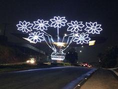 Resultado de imagem para natal decoração iluminação