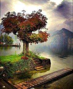 Autumn in Austria - Abdullah AlQahtani @ photo net - Pixdaus. Europe Travel.