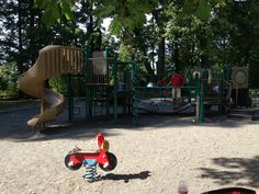 Lincoln Park, West Seattle, Washington