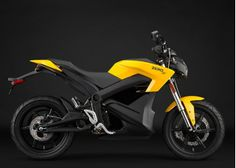 2014 Zero S electric motorcycle. $13k    - 8.5kWh   - 103mi - 1.3kW charger (110V) - 54HP - 68ft-lbs - 367lbs $15k    - 11.4kWh - 137mi - 1.3kW charger (110V) - 54HP - 68ft-lbs - 399lbs $17.5k - 14.2kWh - 171mi - 1.3kW charger (110V) - 54HP - 68ft-lbs - 444lbs If you want a great bike with great acceleration for everyday use, this is your bike. Ready to accelerate at a moment's notice, the Zero S gives everyone from novices to experienced riders the confidence to ride on any road or highway.