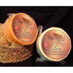 quesos de extremadura - Queso de Cabra EL PRADO DE LLERA