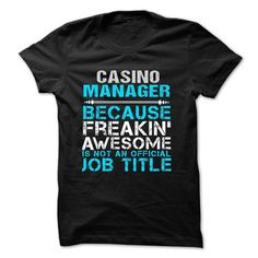 awesome It's an CASINO thing, you wouldn't understand CHEAP T-SHIRTS