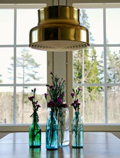 Tarja's Snowland, http://tarja-snowland.blogspot.fi Bumling brass pendant designed by Anders Pehrson
