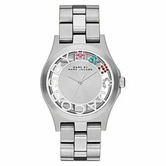 Marc by Marc Jacobs Henry Skeleton Watch MBM3262