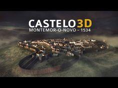 Castelo 3D -  Montemor-o-Novo 1534 - YouTube