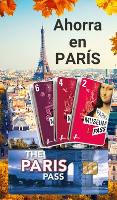 Descubre como ahorrar dinero en tu viaje a Paris con las tarjetas Paris Pass, Paris Museum Pass y Paris Visite #paris #viajar #museos #palacios #eluleka Ticket To Ride, Koh Tao, Paris Travel, Travel Guide, Travelling, Spain, Places To Visit, Nyc, Museum