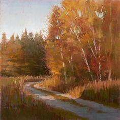 Pastel techniques to paint autumn landscapes full of color! #PastelPainting #ArtistsNetworkTV