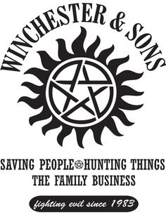 SUPERNATURAL WINCHESTER AND SONS  by Thischarmingfan