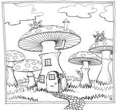 mushroom drawing - Google Search