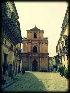 Scicli,Italy,Sicily