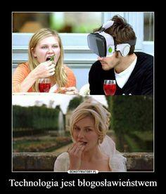 Technologia jest błogosławieństwem