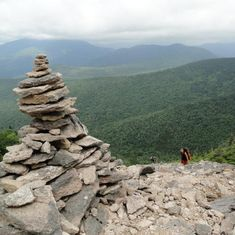 7 Great Hikes in NH, both shorter and longer hike options!