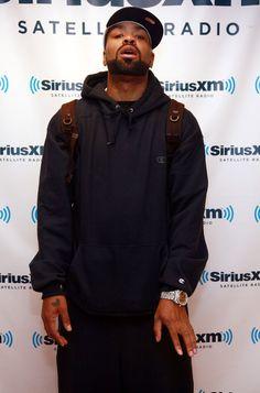 Method Man Photos: Hugh Jackman, Sugar Ray Leonard And Method Man Visit SiriusXM