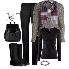 """""""My Look Today!"""" by lkthompson on Polyvore"""