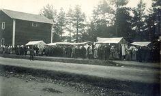 Pestuumarkkinat, Rautalampi.